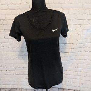 Nike Dri Fit tshirt Black sz S